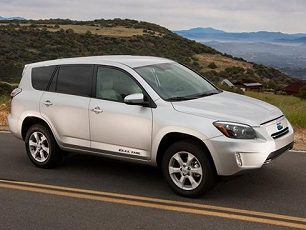 Electric Rav4 Coming to California