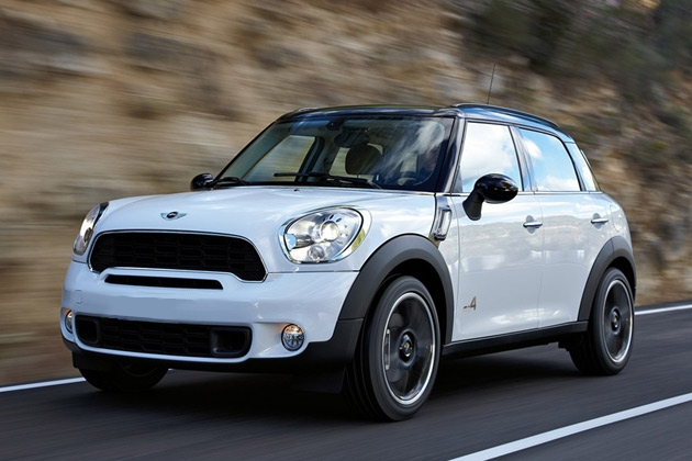 2012 mini countryman review green car news and reviews. Black Bedroom Furniture Sets. Home Design Ideas