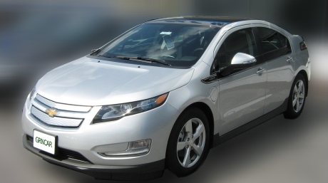 2012 Chevy Volt Review