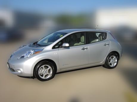 2012 Nissan Leaf Review