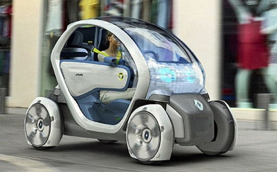 Renault Twizy – Is This a Car?