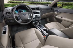 Ford 2012 Fusion Hybrid Interior