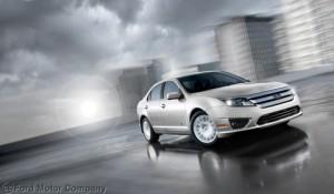 Ford 2012 Fusion Hybrid
