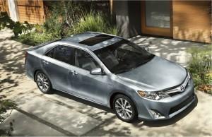Toyota 2012 Camry Hybrid XLE