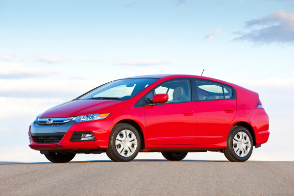 Honda Insight to be Discontinued