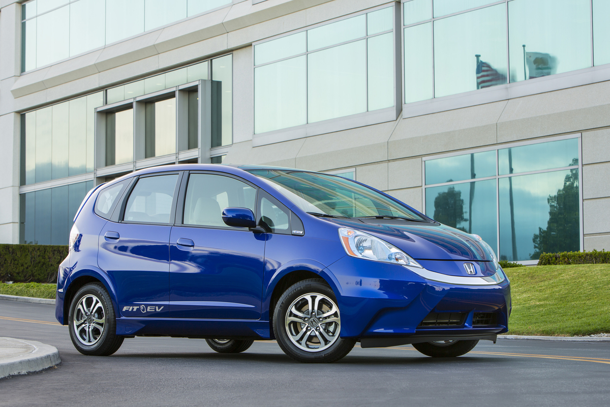 Honda Drops Fit EV Price