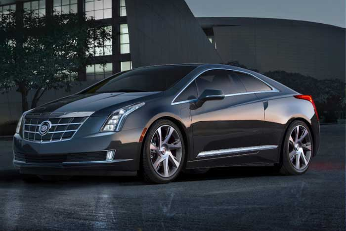 I. Can't. Wait.  The 2014 Cadillac ELR