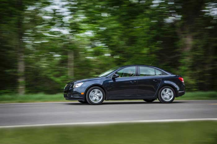 2014 Chevy Cruze – The Green Diesel