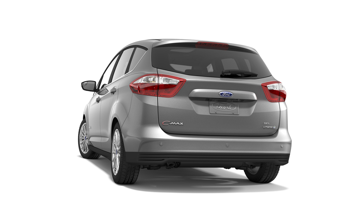 Ford C Max Vs Toyota Prius V The C Max Is On Top