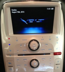 Why is it that on most stereo receivers the Volume control is the biggest knob, but not on the Chevy Volt?