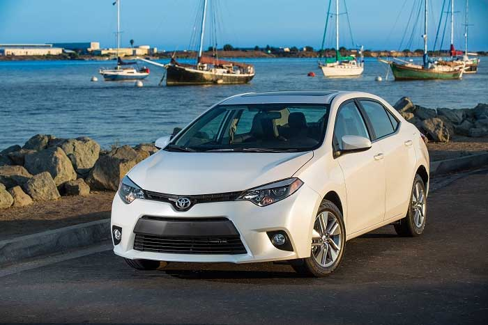The Fuel Efficient, Inexpensive 2014 Corolla LE Eco