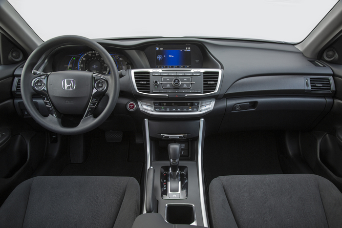 2014 Honda Accord Hybrid