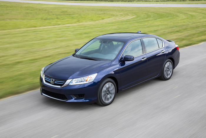 2014 Accord Hybrid Touring