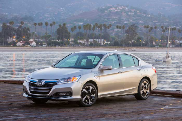 Honda Accord Plug-in Hybrid Review