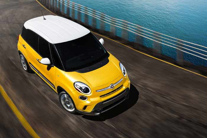 2014 Fiat 500L – The MINI Countryman Has Competition