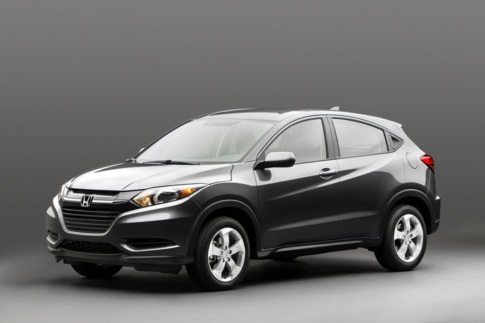 2015 Honda HR-V Preview
