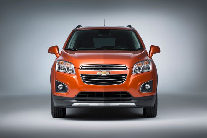 2015 Chevy Trax Preview