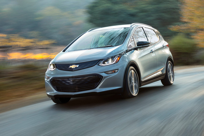 Chevy Bolt Preview